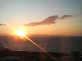 紀淡海峡冬景色