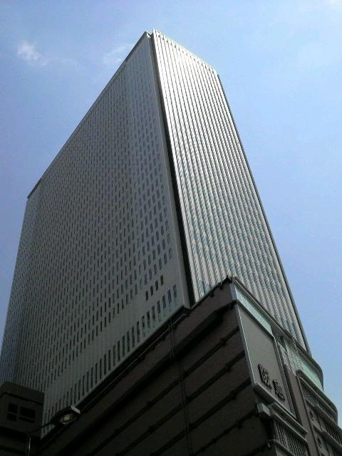 阪急のタワー