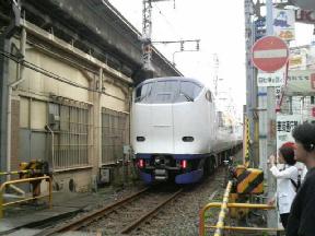 福島駅界隈