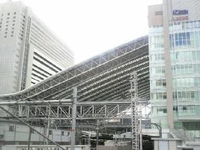 「新」大阪駅