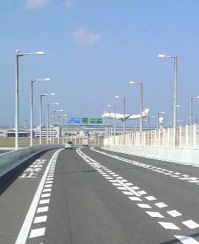 関西空港からどこへ行く?